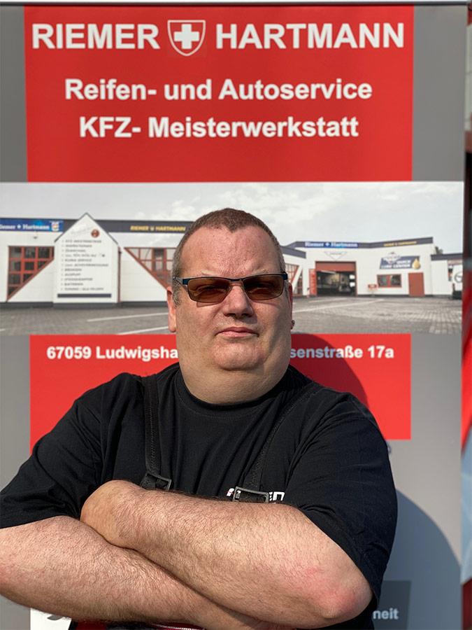 Freiermuth Thomas Mechaniker - Team Ludwigshafen am Rhein