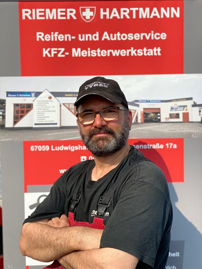 Sofsky Juergen Mechaniker - Team Ludwigshafen am Rhein