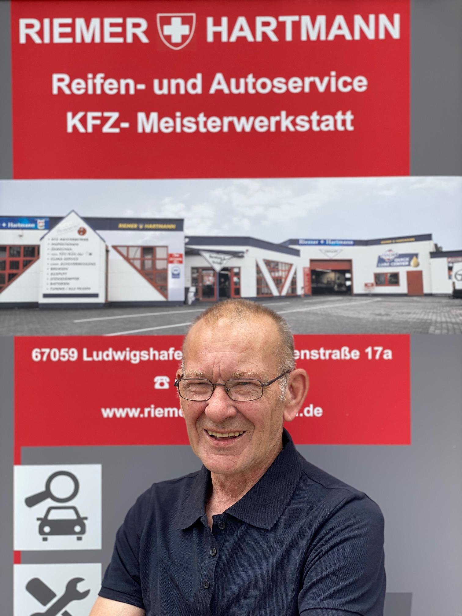 Karl Heinz Weickel - Team Ludwigshafen am Rhein